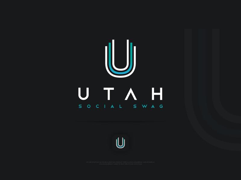 U Monogram logo for UTAH