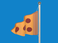 The Flag of PEPPERONIA