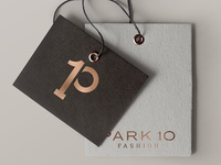 Park 10 Fashion Logo Design