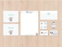 Fibonacci Design Lab Branding Package