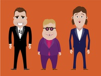 Famous Faces 8
