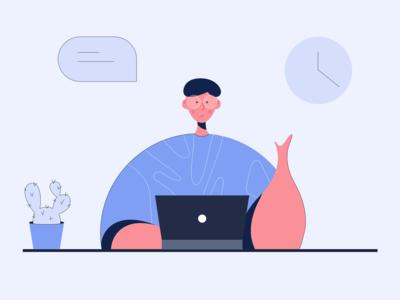 Design Delivery Custom Illustration
