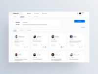 CRM for HR Web App