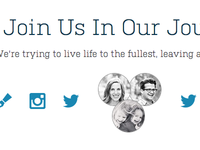Family Footer