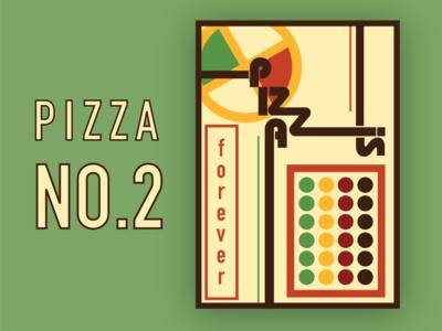 PIZZA NO.2