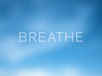 Breathe for iOS