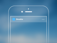 Breathe Onboarding Graphic