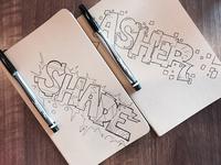 Notebook Graffiti Gift