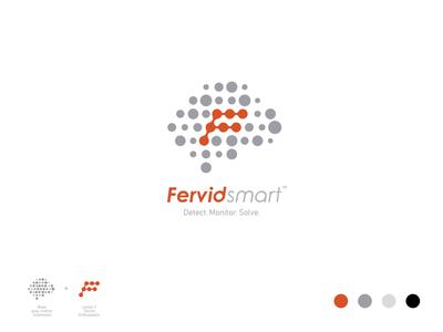 Logo Design for Fervid Smart - Brand Identity Design