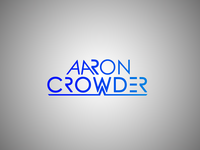 Aaron Crowder Logo Concept