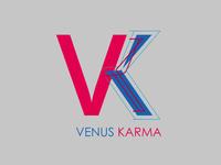 Venus Karma Logo Concept 2