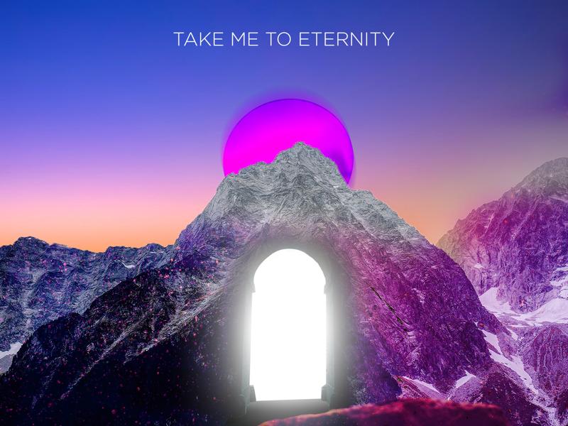 Take Me to Eternity eternity designs designer art artwork