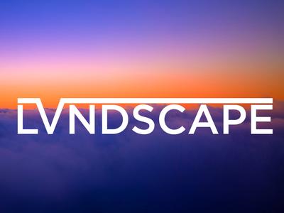 Lvndscape Logo Concept