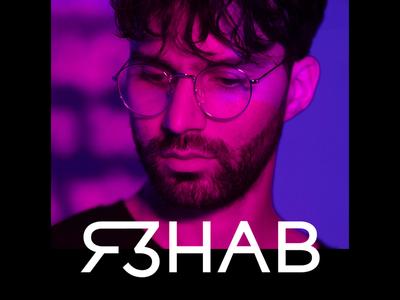 R3HAB Logo Concept 3