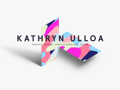 Kathryn Ulloa creative director product designer ux ui design freelance