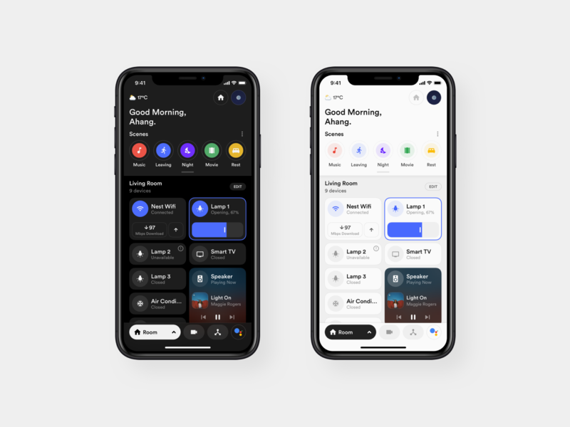Redesign Smart Home 2
