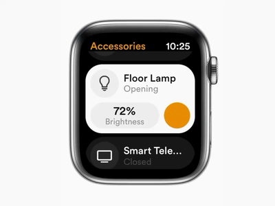 Accessories Animation home watchface watches applewatch watch watchos smart home motion animations animation smarthome layout platform behance ui application app sketch concept design