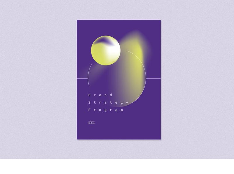 Brochure Cover brochure mockup poster design vector logo a letter branding illustration design typography