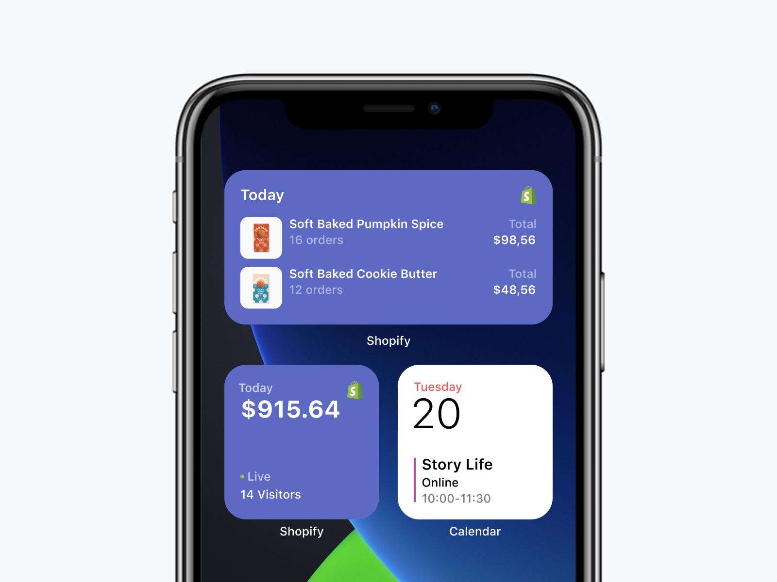 Shopify Widgets