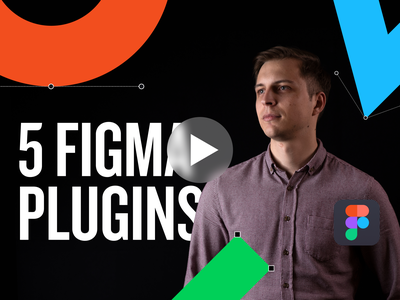 🎥 New Video — 5 Figma Plugins for UI/UX Designers in 2021 plugins figma figma plugins figma tutorial figma design