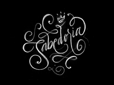 Wisdom hand letters hand writing hand lettering font cursive script flourish typography type caligrafia lettering calligraphy