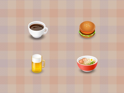 """""""Food and Drink"""" Icons"""