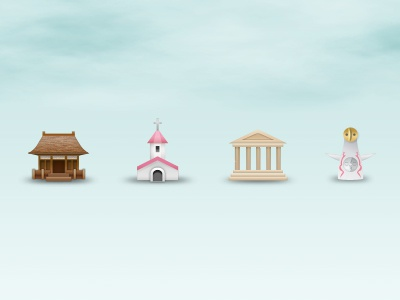 """""""Architecture"""" Icons"""