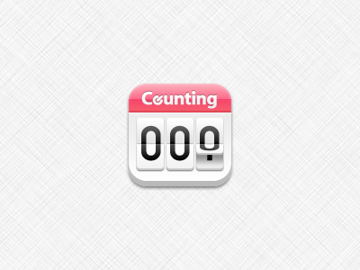 Counting App Icon