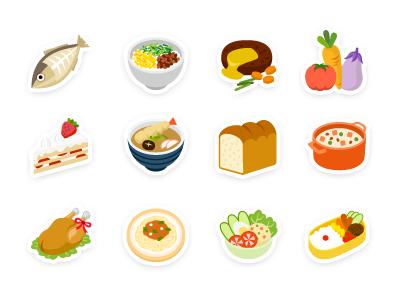"""Recipe Category"" Icons"