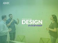 Houston Area Design Internship