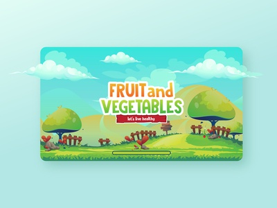Fruit and Vegetables App