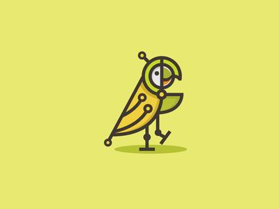 parrot logo design ideas
