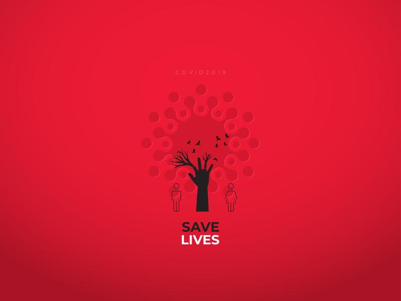 Save Lives Concept