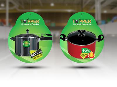 Topper Dangler advertisment advertise advertisement advertising branding