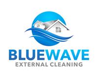 Blue Wave External Cleaning Winning Logo