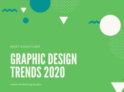 Graphic Design Trends 2020 2020 trends design