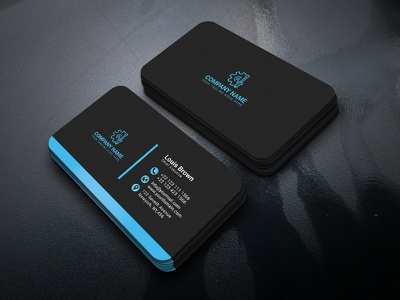 Premium Business Card Template Free for One Week business card modern minimal template freebie businesscard free