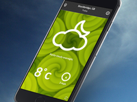 Cirrus One weather app