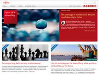 Fujitsu UK tech Blog 2016