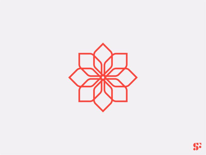 Logo-a-day // 05 geometric logo logo design branding minimal professional logo design concept logo designer exploration clean abstract logo abstract design symbol logo for sale logo concept logo design logo