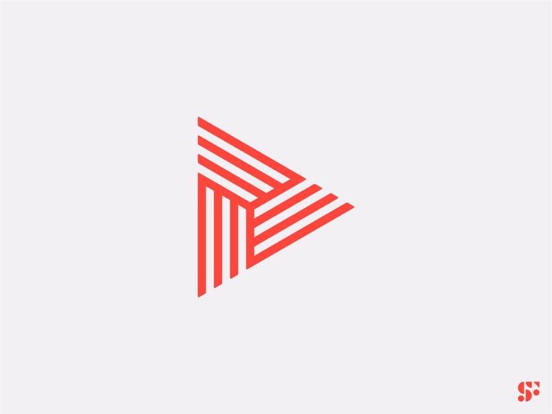 Logo-a-day // 07 logo branding abstract logo professional minimal minimalist logo geometric logo symbol logo for sale brand identity logo design concept logo design