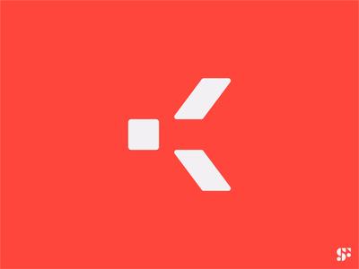 Logo-a-day // 08 k logo branding logo concept symbol logo logo design brand identity lettering logo typographic logo logo for sale