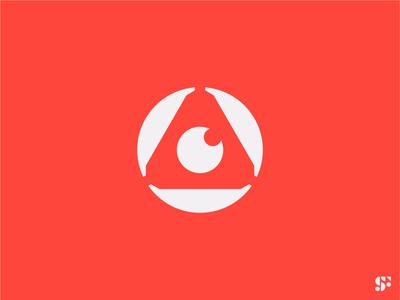 Logo-a-day // 10 logo for sale graphic  design brand identity design logo concept logo design icon eye geometric logo abstract design abstract logo brand identity branding symbol logo