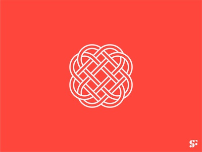 Logo-a-day // 22 network geometric logo modern logo minimalist logo minimal abstract logo logo for sale startup logo icon logo design logo designer design branding symbol logo