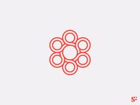 Logo-a-day // 25 logo designer design geometric logo logo for sale contemporary startup logo modern logo minimalist logo minimal logos icon logo design abstract logo branding symbol logo