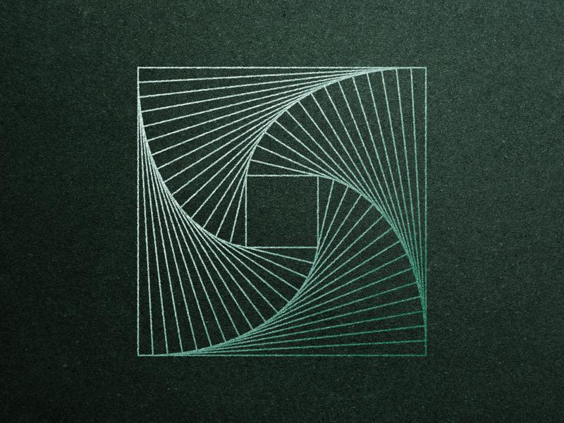 Foil Series // 12 patterns minimalism modernism abstract design geometric art geometric design graphic artist graphic design visual art foil print foil stamp textures geometry icon illustration abstract branding geometric symbol logo