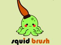 Logo Squidbrush 01