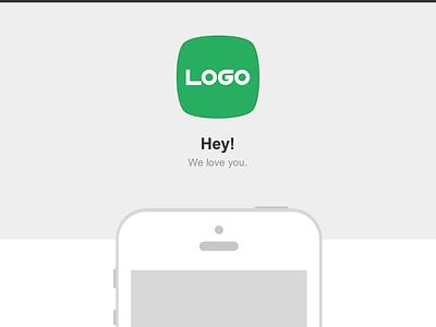 Varna - Template template flat ui ux app web website minimalist grey green responsive clean css html front end