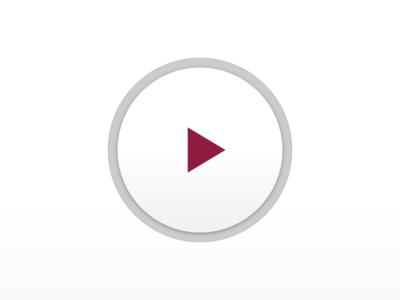Play button ui vector play media