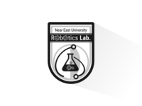 Robotics Lab. - badge
